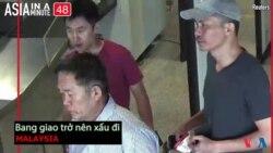 Malaysia-Bắc Hàn căng thẳng vì vụ Jong Nam (VOA60 châu Á)