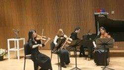 """ԱՄՆ-ում վերջերս կայացավ """"Պեգասուս"""" կամերային նվագախմբի անդրանիկ համերգը"""
