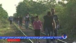 واژگونی قایق حامل پناهجویان در مدیترانه بیش از ۸۰ قربانی گرفت
