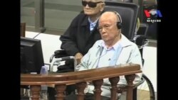 Defense Teams Leave Khmer Rouge Tribunal Hearing