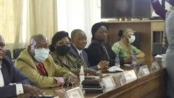 Wabunge wa DRC wapigana bungeni kumtaka spika aondoke