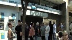 Grčka: Zatvorena burza i banke, ispražnjeni bankomati