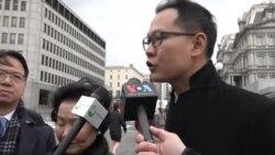 郭榮鏗評評美國政府看待侵犯一國兩制是有紅線的