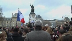 French March for Freedom, Solidarity