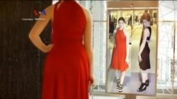 Teknologi Cermin Pintar untuk Pikat Pembeli