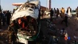2016-04-12 美國之音視頻新聞: 塔利班在阿富汗發動春季攻勢