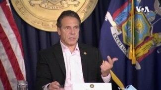 紐約州長宣布週五將有條件開放部分影院