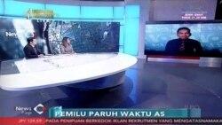 Laporan VOA untuk iNewsTV: Dampak Pemilu Paruh Waktu