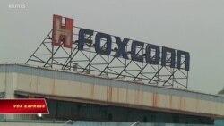 Foxconn muốn chuyển hoạt động từ TQ sang VN