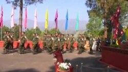 နီေပါ ၿငိမ္းခ်မ္းေရး ထိန္းသိမ္းေရး သင္တန္း