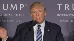Trump on Hotel Under Budget, Ahead of Schedule