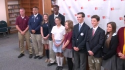Select Catholic Students to Meet Pope Francis