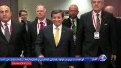توافق اتحادیه اروپا و ترکیه برای برخورد با بحران پناهجویان