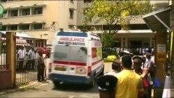 Поліція Шрі-Ланки заарештувала 24 людей, які можуть бути причетними до серії вибухів. Відео