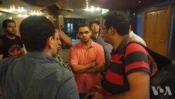 活动人士呼吁释放被囚埃及摄影记者