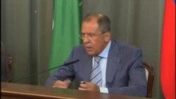لاوروف: چگونگی هماهنگ کردن تلاش های بین المللی علیه داعش به تدریج مشخص می شود
