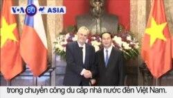 Việt-Séc thúc đẩy quan hệ song phương