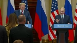Trump Defends Putin Summit as Poll Shows High Disapproval