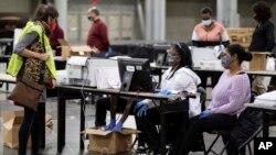 佐治亞州特別選舉意義重大 亞太裔或成決定因素