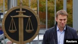 ရုရွားအတုိက္အခံေခါင္းေဆာင္ Alexei Navalny