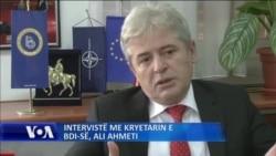 Intervistë me Kryetarin e BDI, Ali Ahmeti
