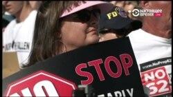 Полицейские Лос-Анджелеса против либерализации наказания