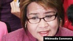 Bộ trưởng Tư pháp Phillippines Leila de Lima.