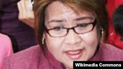菲律宾司法部长德利马
