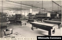 19th Century Billiards Room