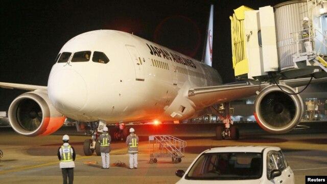 Boing 787 Japanske aviokompanije