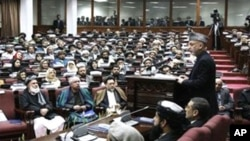 ''افغانستان میں میڈیا کے لیے نئے ضابطوں پر غور''