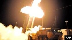Комплекс ПРО THAAD (аббревиатура Terminal High Altitude Area Defense)