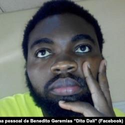 "Benedito Geremias ""Dito Dalí"", activista angolano"