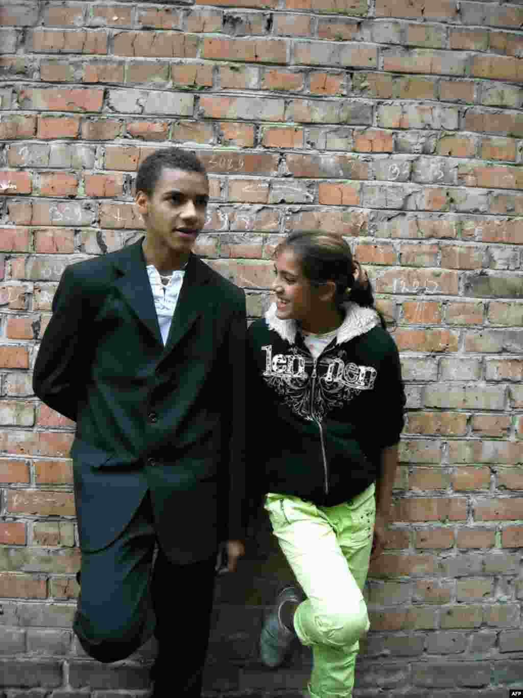 Кирилл и Олиана