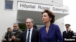 Minister Marisol Touraine, ministre française de la Santé