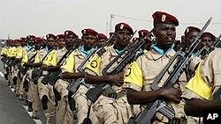 Djibouti oo Ciidan u Diyaarinaysa Somalia