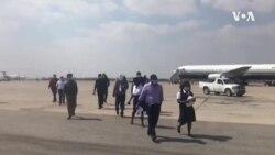Britain Deports Zimbabweans
