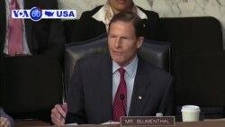 Manchetes Americanas 28 Março: Boeing foi a audiência no Congresso americano