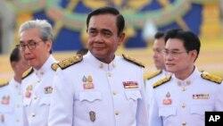 Thủ tướng Thái Lan Prayuth Chan-ocha (ảnh tư liệu, tháng 7/2019)