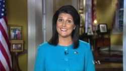 South Carolina Gov. Nikki Haley Delivers GOP Response to State of the Union