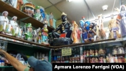 El espiritismo es para muchos venezolanos una vía para intentar resolver sus problemas económicos, amorosos y hasta de salud.