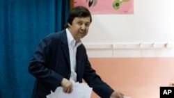 Saïd Bouteflika, frère de l'ex-président algérien Abdelaziz Bouteflika.