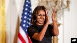 លោកស្រី Michelle Obama ភរិយាប្រធានាធិបតីសហរដ្ឋអាមេរិក នឹងធ្វើដំណើរទៅប្រទេសកម្ពុជានៅចុងសប្តាហ៍នេះ។
