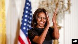 美国第一夫人米切尔·奥巴马