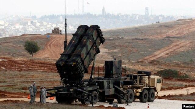 """""""Patriot"""" rusumidagi mudofaa tizimlari, AQSh-NATO-Turkiya hamkorligidagi yangi sistema"""