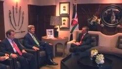 Kerry quiere rescatar el proceso de paz
