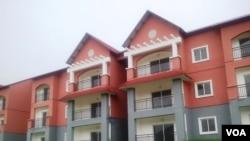 Centralidades habitacionais de Angola