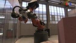 """Robotların """"əl işi"""" memarlığa yenilik gətirir"""