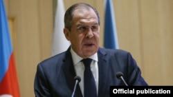 Menlu Rusia Sergei Lavrov (foto: dok).