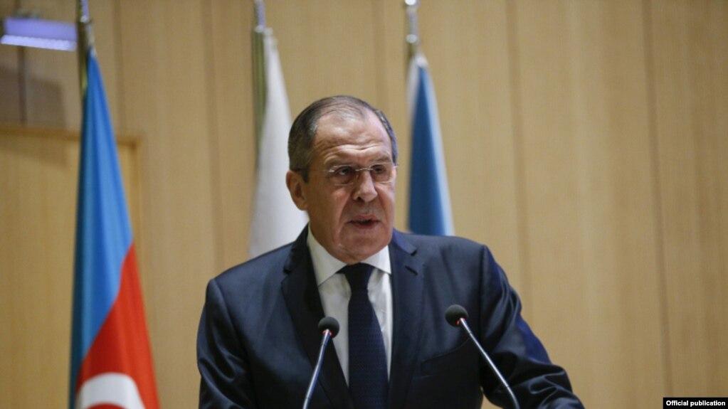 Ngoại trưởng Nga Sergey Lavrov